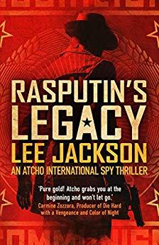 Rasputins Legacy Cover